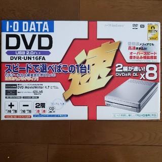 アイオーデータ(IODATA)のI·O DATA DVR-UN16FA(PC周辺機器)