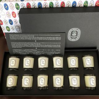 diptyque - 新品 diptyque ホリデーコレクション 限定 35g 12個セット