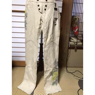 ラルフローレン(Ralph Lauren)の再値下げ♪ラルフローレンの皮革パンツ(カジュアルパンツ)