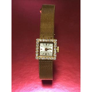 アッシュペーフランス(H.P.FRANCE)のinduna ゴールド腕時計 H.P.FRANCE アッシュペーフランス(腕時計)