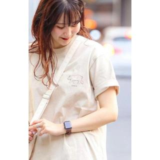 コーエン(coen)のcoen 新品 ベアープリントTシャツ(Tシャツ/カットソー(半袖/袖なし))
