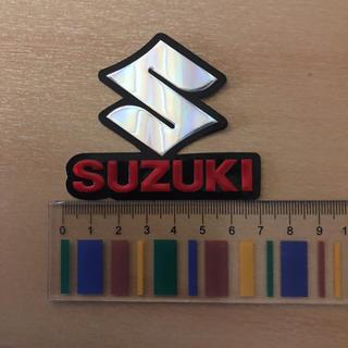 スズキ(スズキ)のスズキ SUZUKI ホログラム ステッカー ワゴンR ハスラー ジムニー(車外アクセサリ)