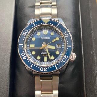セイコー(SEIKO)のセイコー プロスペックス ダイバーズ マリーンマスター SBDX025 ブルー (腕時計(アナログ))