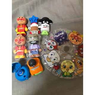 アンパンマン(アンパンマン)のアンパンマン おもちゃ ガチャガチャ ガチャポン まとめ売り ブロックラボ(キャラクターグッズ)