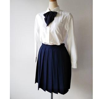 ハナエモリ(HANAE MORI)のプリーツスカート三点セット学生服(ひざ丈スカート)