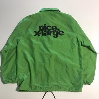 エクストララージ(XLARGE)のX-LARGE コーチジャケット M(ナイロンジャケット)