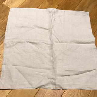アクタス(ACTUS)の美品!クッションカバー beige 45×45cm 高野木工(クッションカバー)