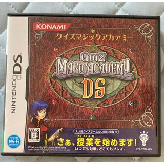 コナミ(KONAMI)のクイズマジックアカデミーDS DS(携帯用ゲームソフト)