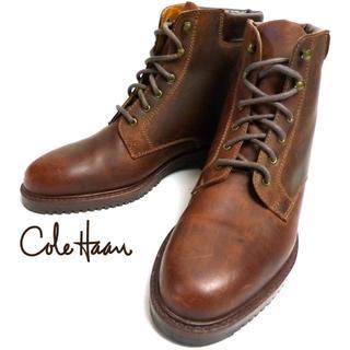 コールハーン(Cole Haan)のコールハーン COLE HAAN ワークブーツ 9M(27cm相当)(メンズ)【(ブーツ)