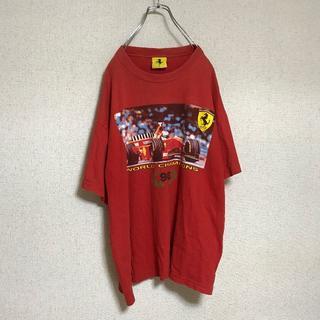 フェラーリ(Ferrari)の90's Ferrari Nice Man Sports Tシャツ 1996(Tシャツ/カットソー(半袖/袖なし))
