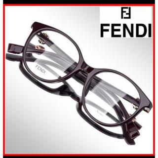 フェンディ(FENDI)のフェンディ メガネ (サングラス/メガネ)