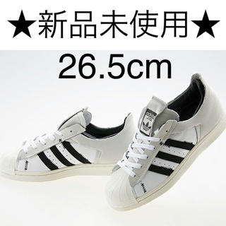 アディダス(adidas)の26.5cm FV3024 ADIDAS ORIGINALS スーパースター (スニーカー)