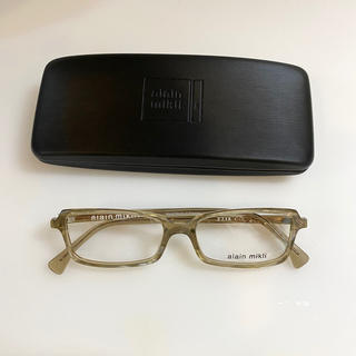 alanmikli - アランミクリ メガネ
