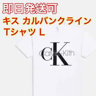 カルバンクライン(Calvin Klein)のKITH FOR CALVIN KLEIN TEE L(Tシャツ/カットソー(半袖/袖なし))