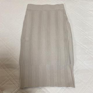 イートミー(EATME)のタイトスカート(ひざ丈スカート)
