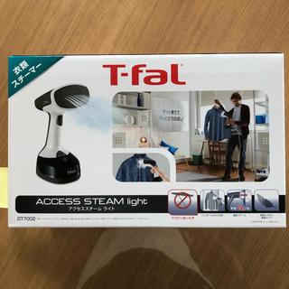 ティファール(T-fal)のT-FALのスチームアイロン DT7002J0 (アイロン)