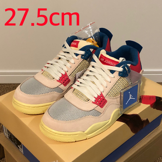 ナイキ(NIKE)の27.5cm UNION AIR JORDAN 4 RETRO SP(スニーカー)