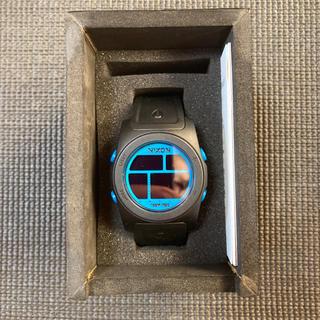 ニクソン(NIXON)のNixon RHYTHM  BLACK / SKY BLUE(腕時計(デジタル))