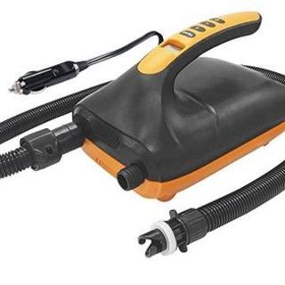 デフレート(吸出)可能 Zray ハイパワーSUP電動ポンプ 20psi (サーフィン)