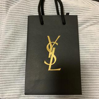 イヴサンローランボーテ(Yves Saint Laurent Beaute)のYSL ショップ袋(ショップ袋)