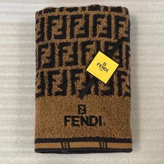 フェンディ(FENDI)の新品 FENDI フェンディ♡フェイスタオル(タオル/バス用品)