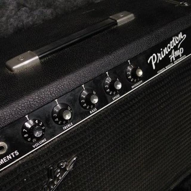 Fender USA Princeton Amp  G1A1194 楽器のギター(ギターアンプ)の商品写真