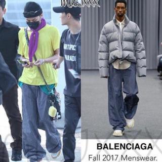 バレンシアガ(Balenciaga)のBALENCIAGA 17aw ストライプパンツ(その他)
