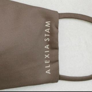 アリシアスタン(ALEXIA STAM)のalexiastam ココナッツ 1枚 新品未使用(水着)