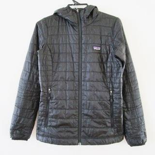 パタゴニア(patagonia)のパタゴニア ダウンジャケット サイズXS 黒(ダウンジャケット)