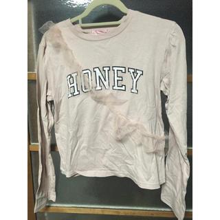 ハニーミーハニー(Honey mi Honey)のhoney mi honey ハニーミーハニー(シャツ/ブラウス(長袖/七分))