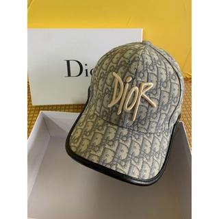 ディオール(Dior)のDIOR 20SS OBLIQUE キャップ(キャップ)