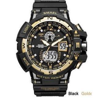 2020新入荷!■新品■ ビッグフェイス ダイバーズウォッチ金(腕時計(デジタル))