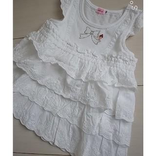 ミキハウス(mikihouse)の☆ミキハウス 100 美品☆(Tシャツ/カットソー)