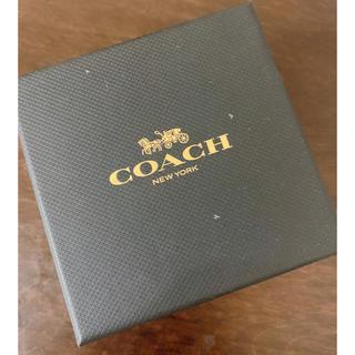 コーチ(COACH)の【新品!!未使用】COACH コーチ ピアス(ピアス)