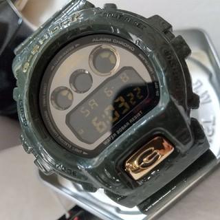 ジーショック(G-SHOCK)のカシオ GショックDW-6900CR(ザ レプタイルズ) 稀少品       (腕時計(デジタル))