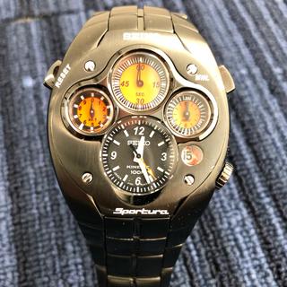 セイコー(SEIKO)のセイコー スポーチュラ(腕時計(アナログ))