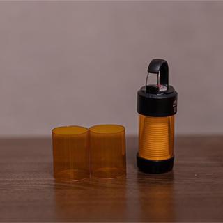 レッドレンザー(LEDLENSER)のLedlenser ML4 アンバーグローブ LEDランタン用 No.4 (ライト/ランタン)