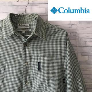 コロンビア(Columbia)のColumbia コロンビア チェックシャツ(シャツ)