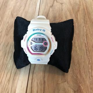 ベビージー(Baby-G)のCASIO Baby-G  アディダスサンダル(腕時計(デジタル))