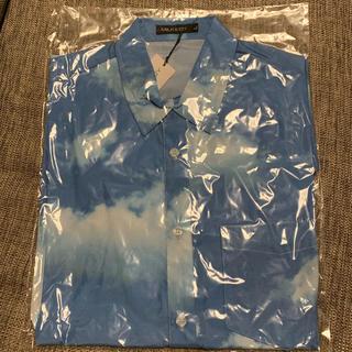ミルクボーイ(MILKBOY)のMILKBOY CLOUDY LONG SHIRTS BLUE SKY(シャツ)
