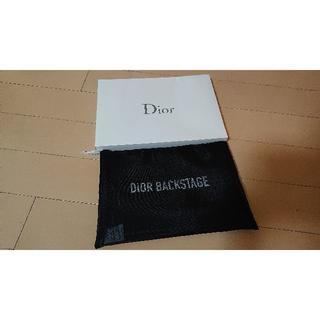 ディオール(Dior)の新品 Dior ディオール バックステージ ノベルティ ポーチ(その他)