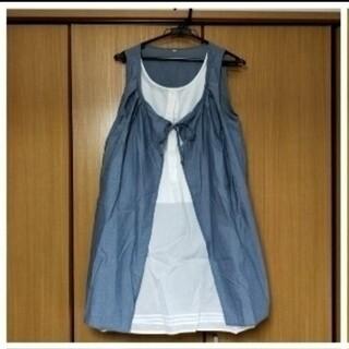 ユニクロ(UNIQLO)の授乳服4点まとめ売り(新品もあります)(マタニティウェア)