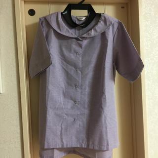ジュンコシマダ(JUNKO SHIMADA)の新品♥︎丸襟 チュニックブラウス(シャツ/ブラウス(半袖/袖なし))