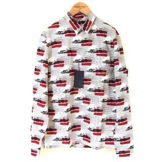 プラダ(PRADA)のPRADA グラフィックシャツ 38(シャツ)