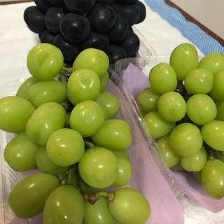 長野県産 シャインマスカット&ナガノパープル 2kg箱(フルーツ)