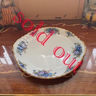 ロイヤルアルバート(ROYAL ALBERT)のロイヤルアルバート ムーンローズ大皿新品(食器)