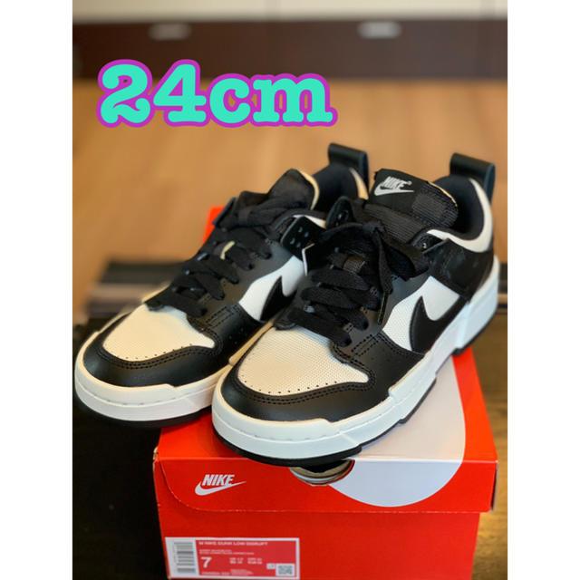 NIKE(ナイキ)のNIKE DUNK LOW DISRUPT 24cm レディースの靴/シューズ(スニーカー)の商品写真