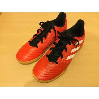 アディダス(adidas)のAdidas Predator フットサルシューズ 24.0cm(シューズ)