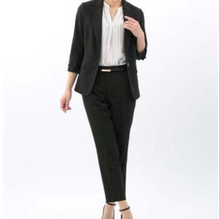 THE SUIT COMPANY ブラックスーツ