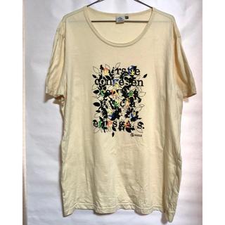 エーグル(AIGLE)の【AIGLE】メンズ 半袖Tシャツ XL(Tシャツ/カットソー(半袖/袖なし))